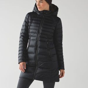 Lululemon Brave the cold jacket
